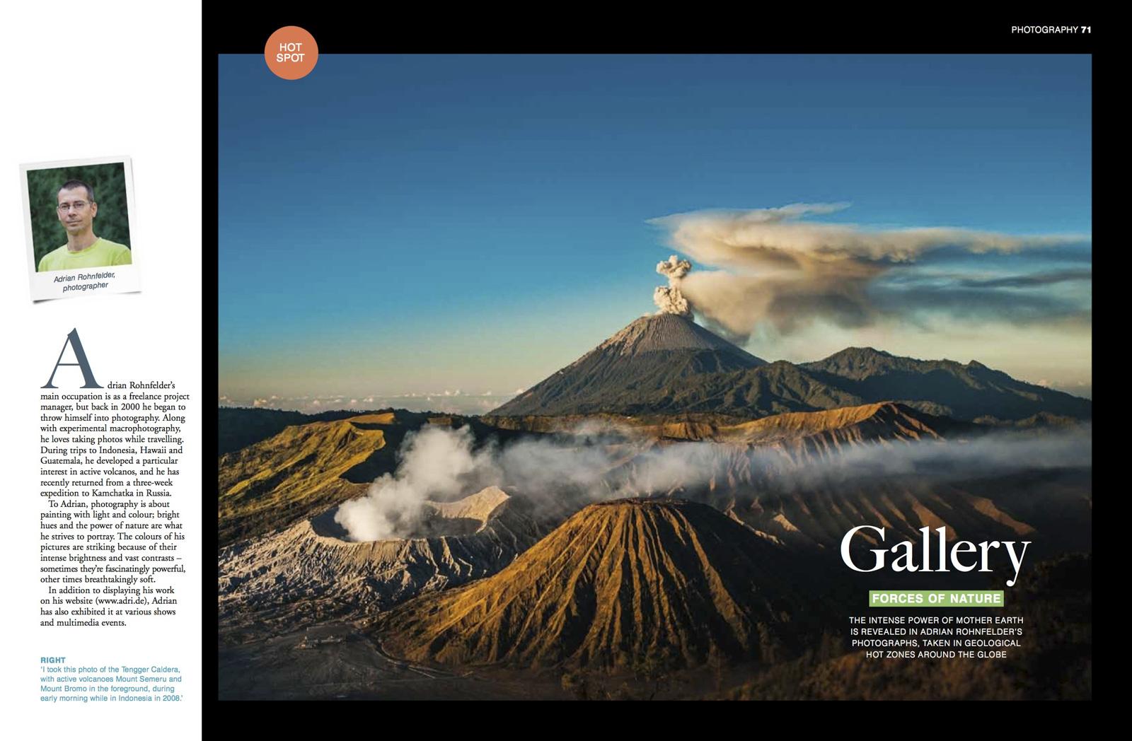 AA Traveller magazine
