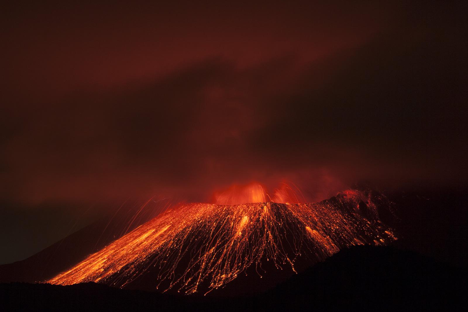 Faszination Vulkane