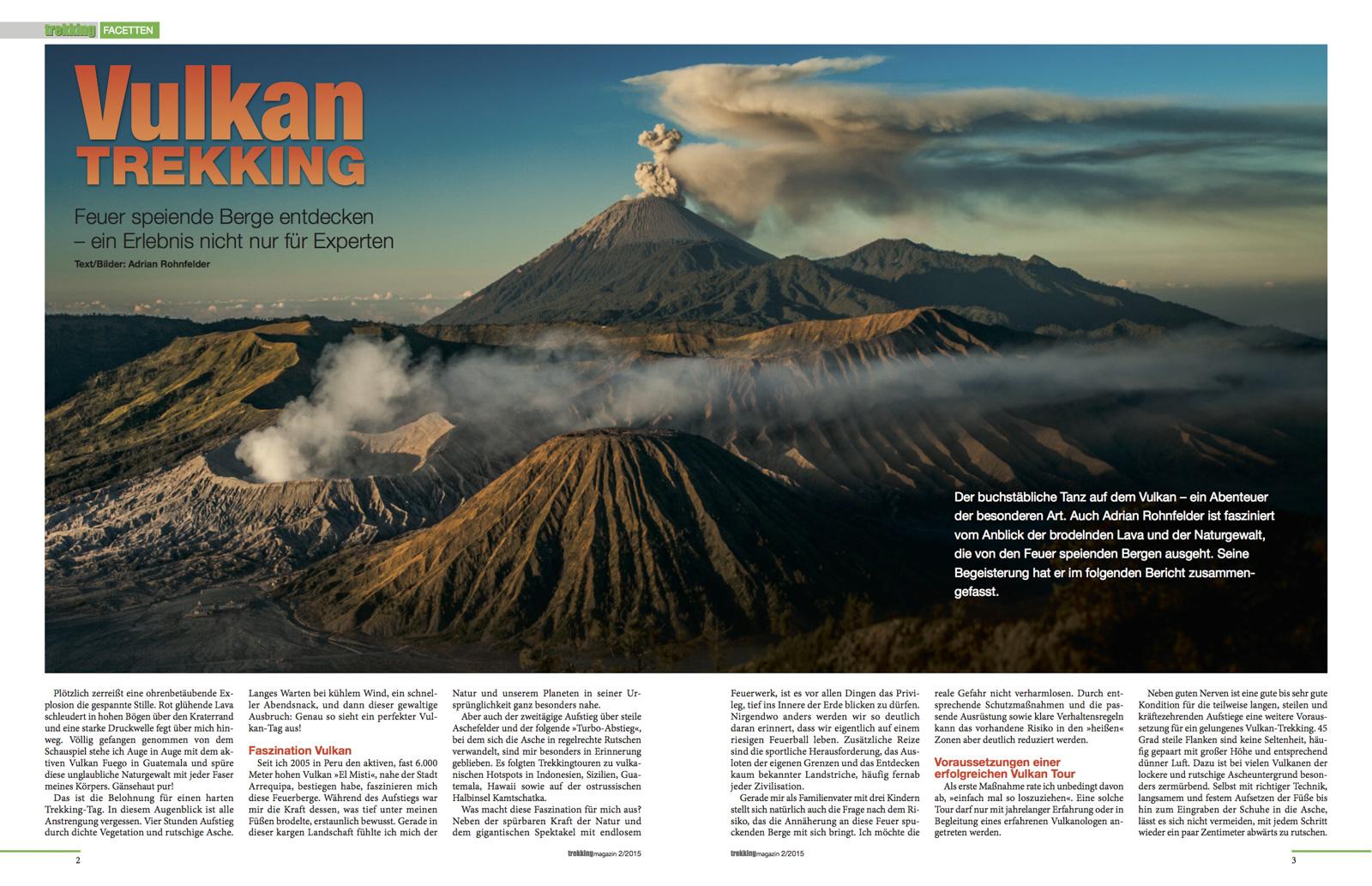 trekking Magazin