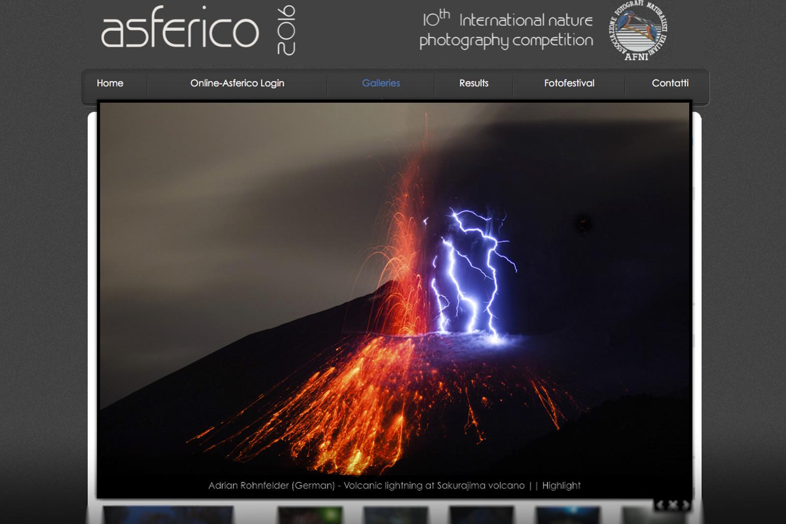 Asferico Fotowettbewerb
