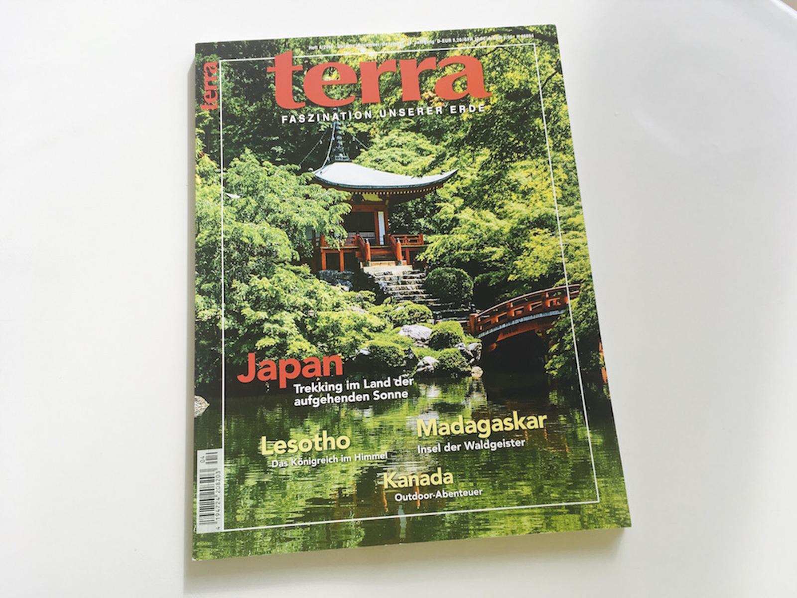 Japan Artikel im terra Magazin
