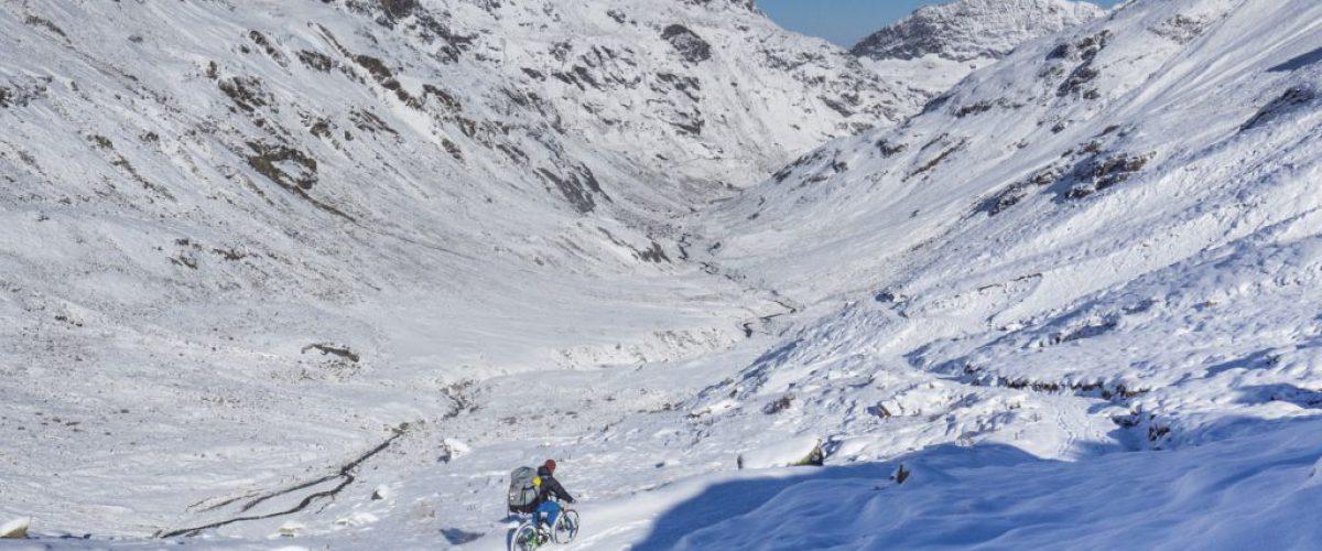 MTB in Alps