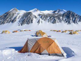 Union Glacier Basecamp