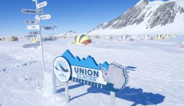 Union Glacier Camp