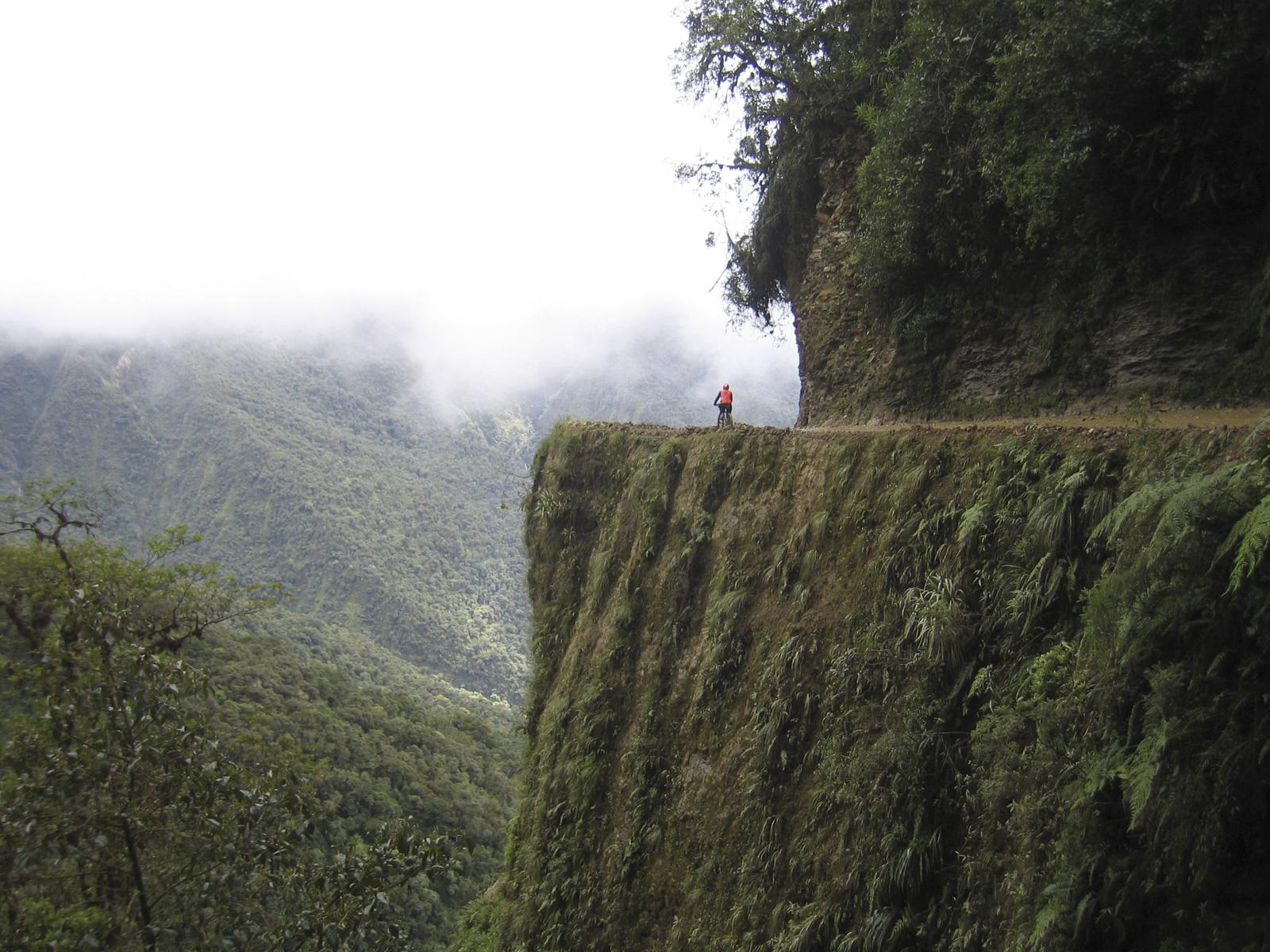 MTB in Bolivien