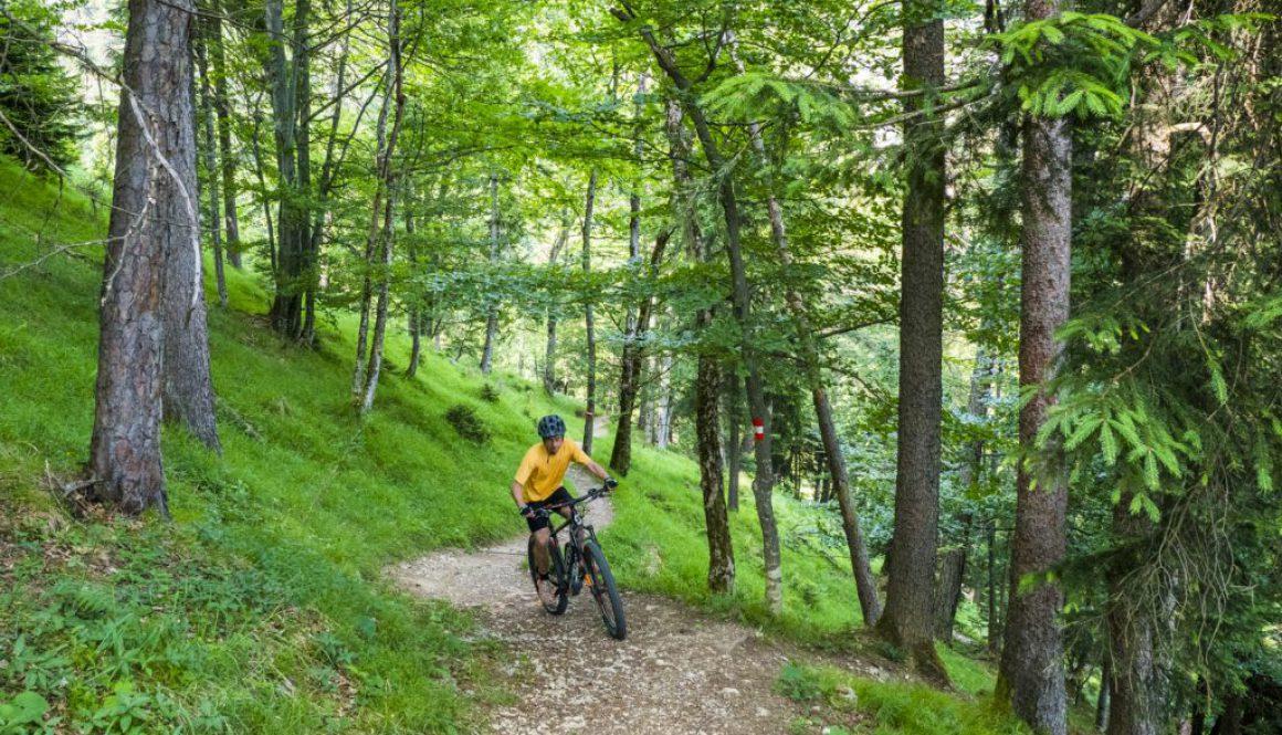 Adrian Rohnfelder auf Scott e-Bike