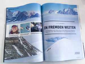 Outdoor Magazin Antarktis