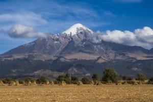 Orizaba Vulkan, Mexiko
