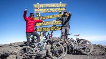 Gipfelerfolg am Uhuru Peak