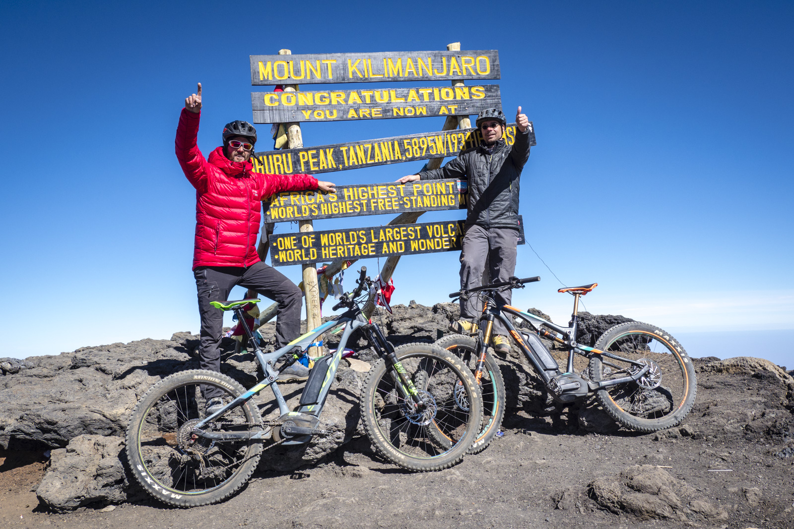 Kilimandscharo Trailer ist online
