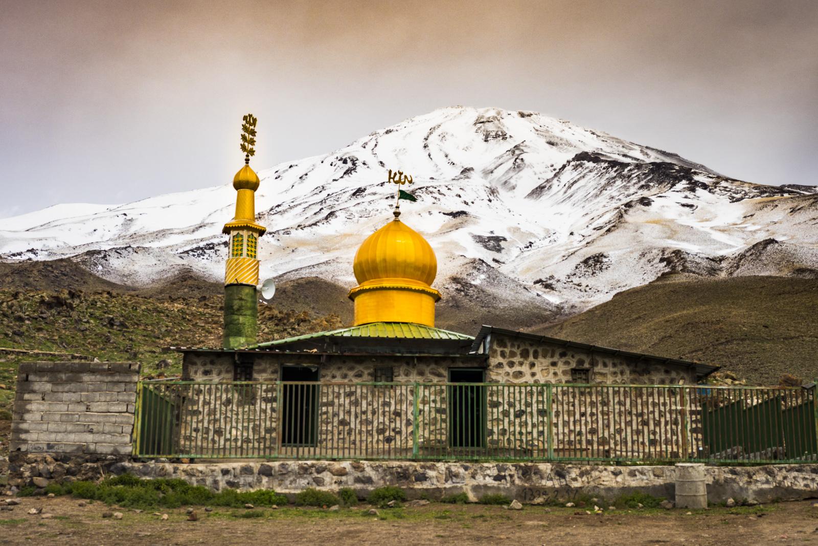 Fotogalerie Russand Iran
