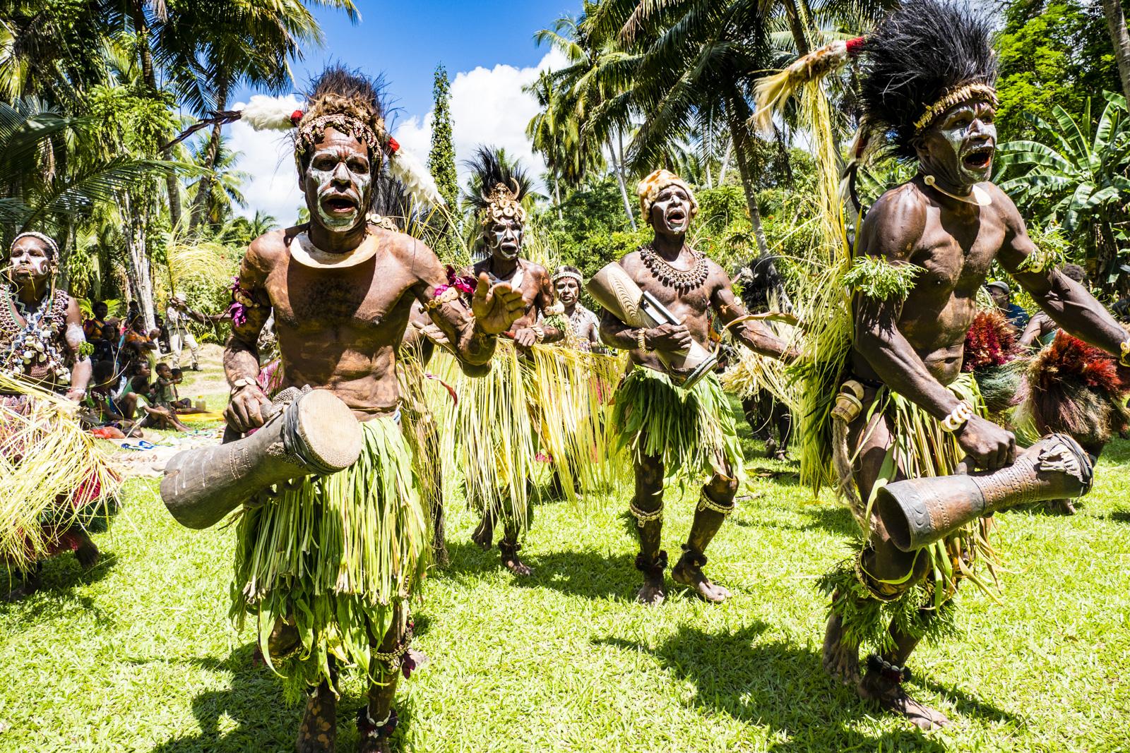 Fotogalerie Papua