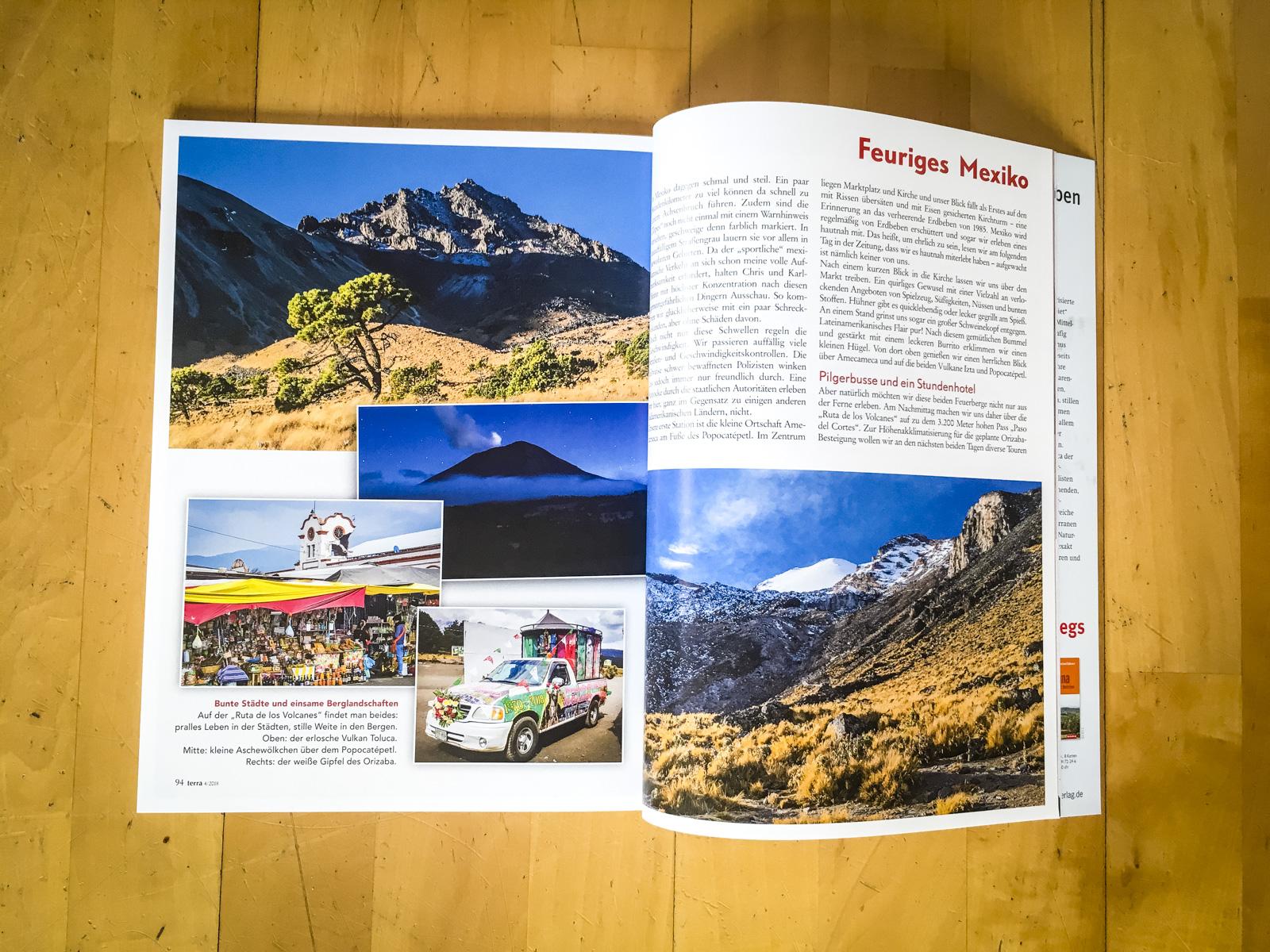 terra Magazin - Mexiko