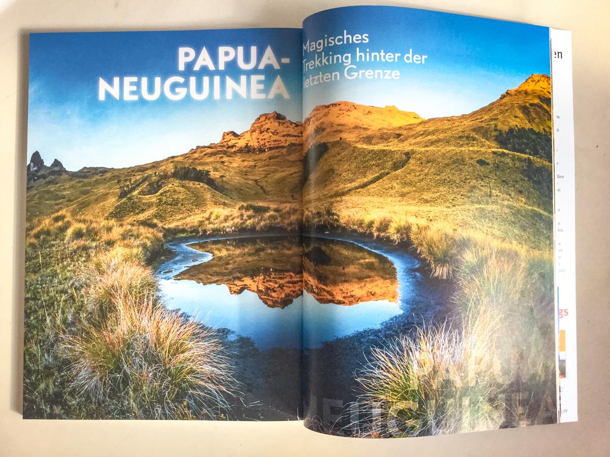 terra Magazin - Papua-Neuguinea
