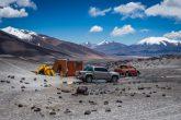 Atacama Hütte am Ojos del Salado