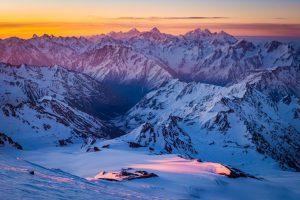 Elbrus Besteigung 2018