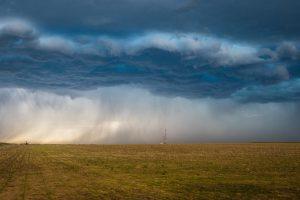 Sturm bei Limon, CO