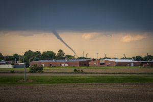 Tornado bei Goodland, KS