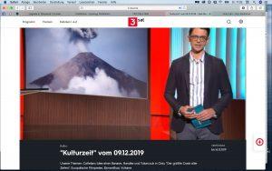 """3Sat Sendung """"Kulturzeit"""""""