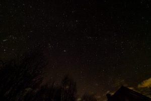Sternenhimmel AF (4s aus der Hand)