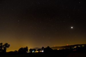 Formel Belichtung Sternenhimmel