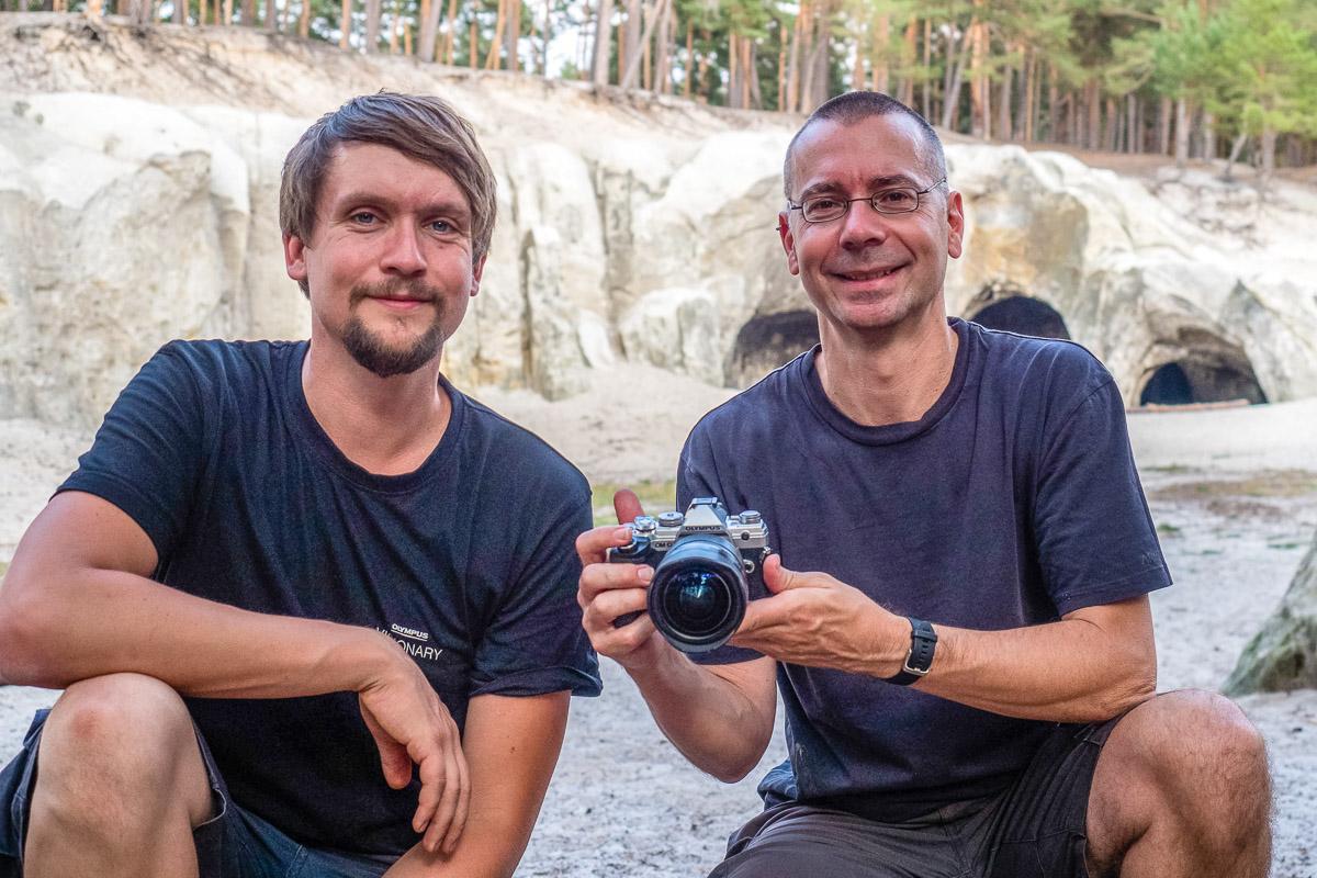 Episode 07 - Wie wir zu Profi-Fotografen wurden