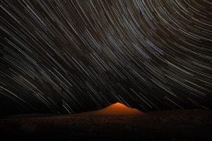 Interstellar - Startrails fotografieren
