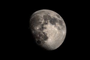 Mondfotografie (Teil 1)