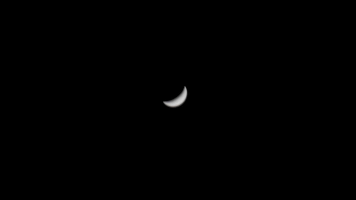 Planetenfotografie: Venus