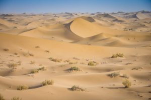 Maranjab Wüste, Iran