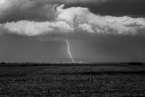 Gewitter bei Goodland, KS