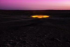 Gaskrater Derweze - Das Tor zur Hölle