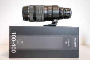 Review Olympus M.Zuiko Digital ED 100 - 400 F5.0-6.3 IS Objektiv