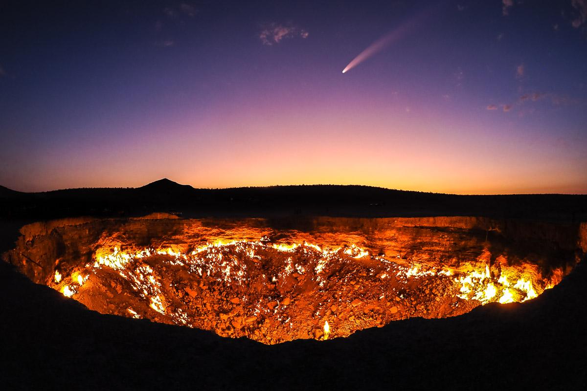 Komet Neowise - Armageddon