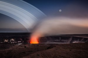 Erdringe (a la Saturn)
