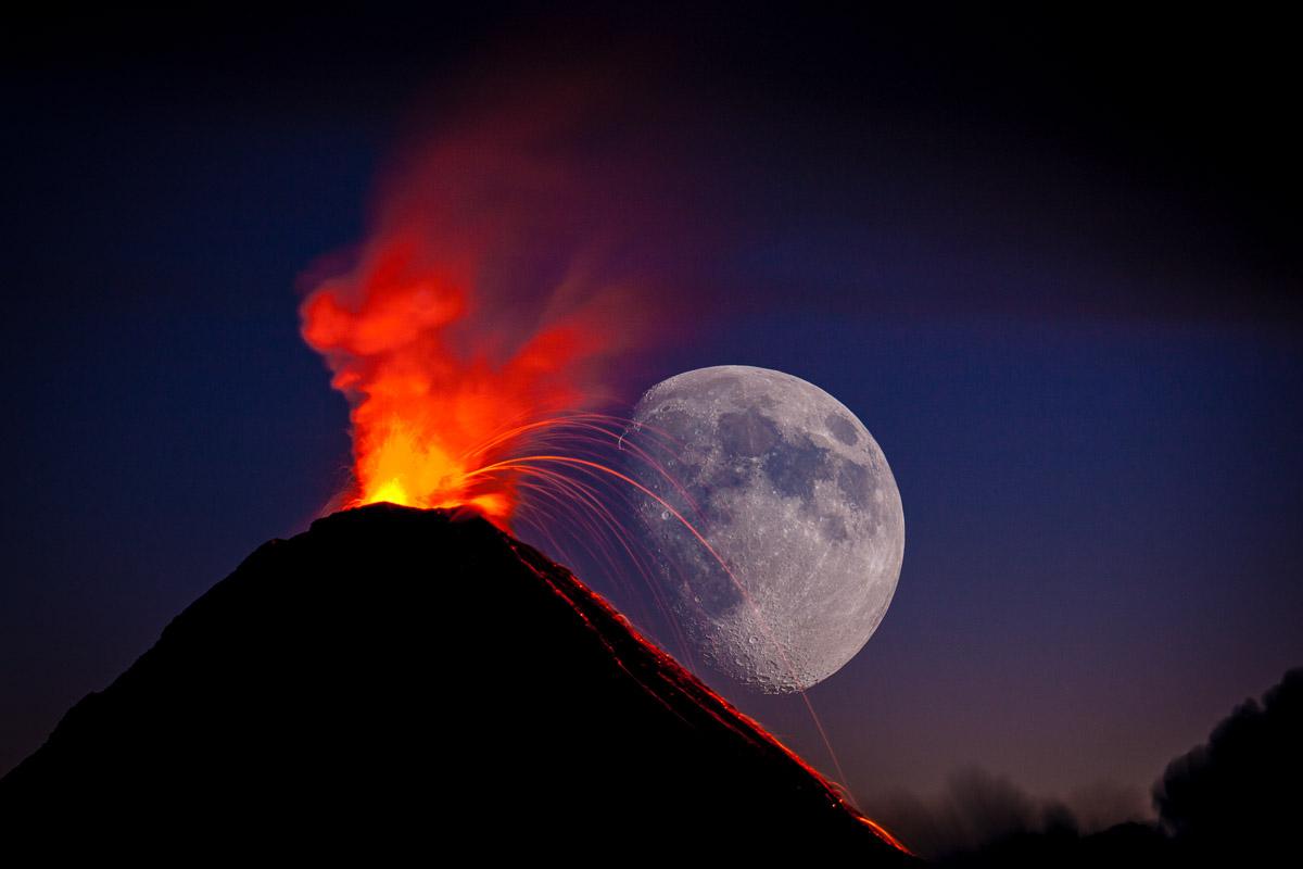 Spannende Fakten rund um den Mond