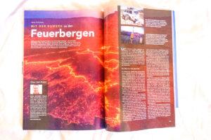 ct Fotografie - Artikel über die Vulkanfotografie