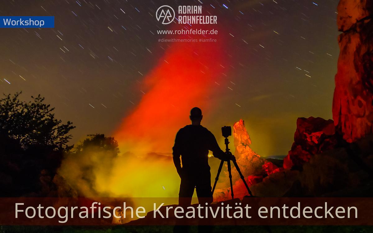 Workshop fotografische Kreativität entdecken