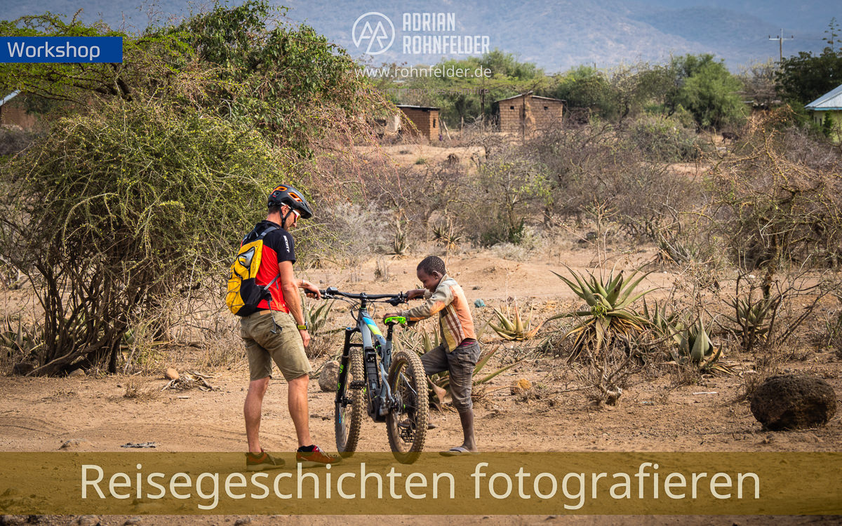 Workshop Reisegeschichten fotografieren