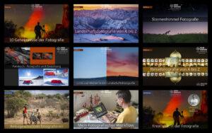Neue Webinare und Workshops