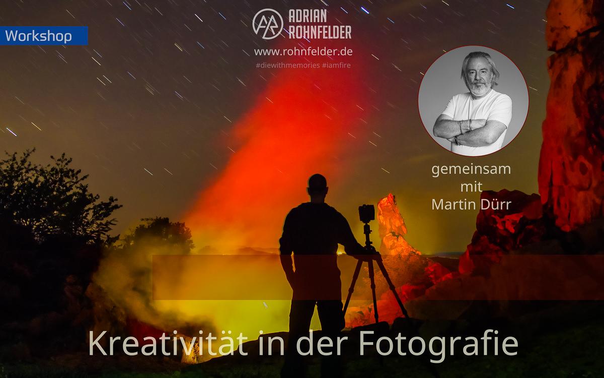 Workshop Kreativität in der Fotografie (mit Martin Dürr)