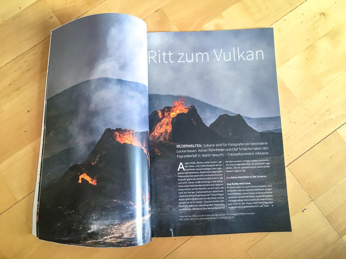 fotoforum - Fagradalsfjall Vulkan