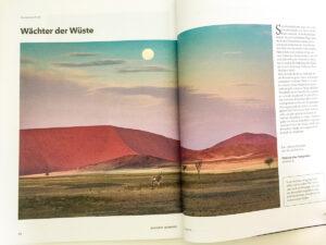 """Rubrik """"Ausgezeichnet"""" im Astronomie Magazin"""