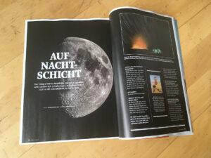 Astronomisches Interview mit dem Outdoor Magazin